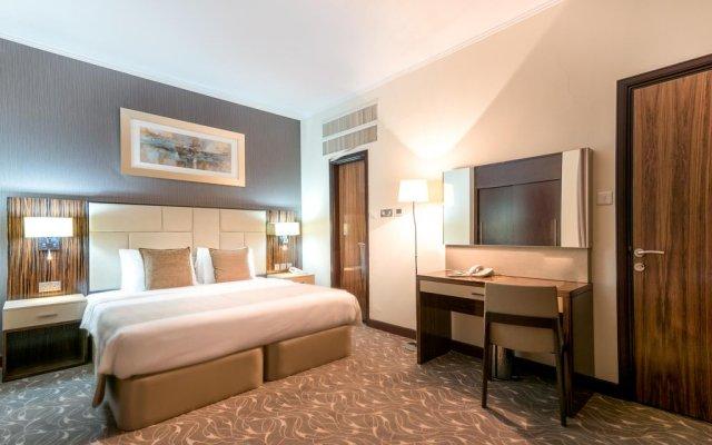 Hawthorn Suites by Wyndham Abu Dhabi City Centre 1