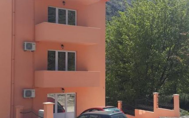 Апартаменты Apartments Marinero вид на фасад