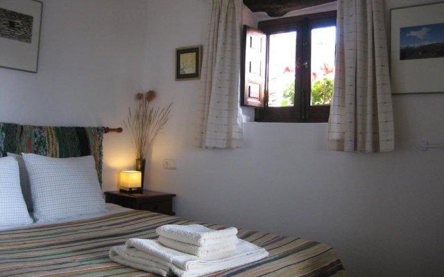 Отель Cortijo Opazo Сьерра-Невада комната для гостей