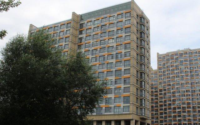 Гостиница Мастер Останкино вид на фасад