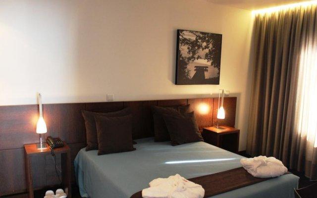 Отель Serra Da Chela комната для гостей