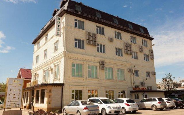 Hotel Korona вид на фасад