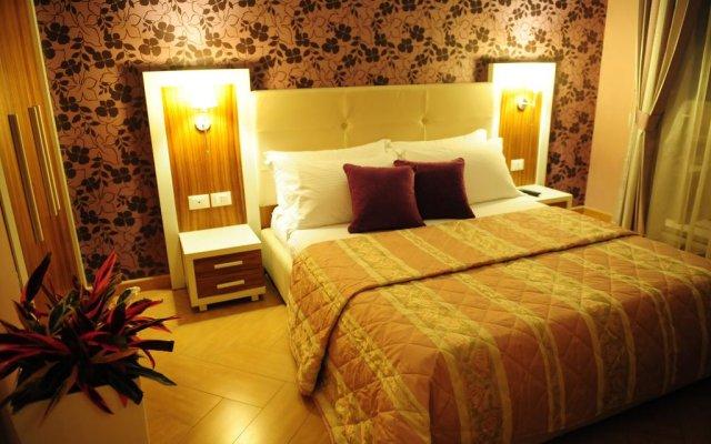 Hotel Gold комната для гостей