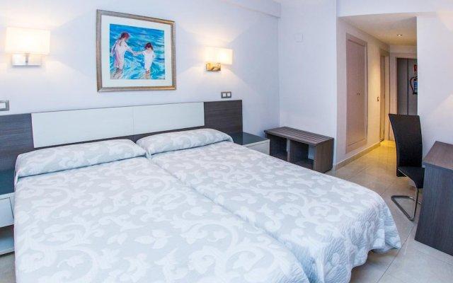 Отель Pension Plaza Испания, Сантандер - отзывы, цены и фото номеров - забронировать отель Pension Plaza онлайн комната для гостей