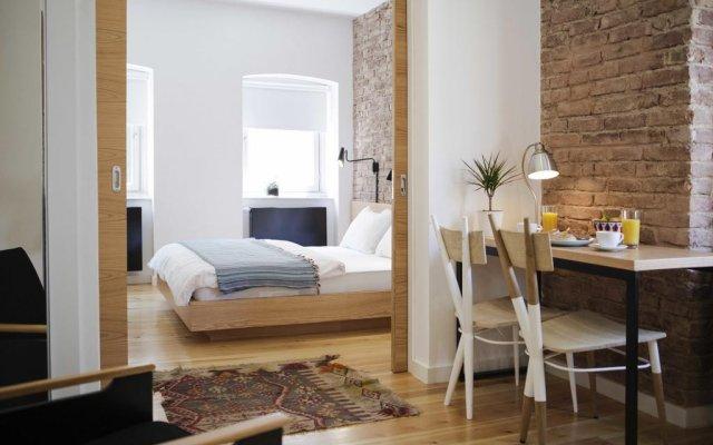 Отель 5 Floors Istanbul комната для гостей