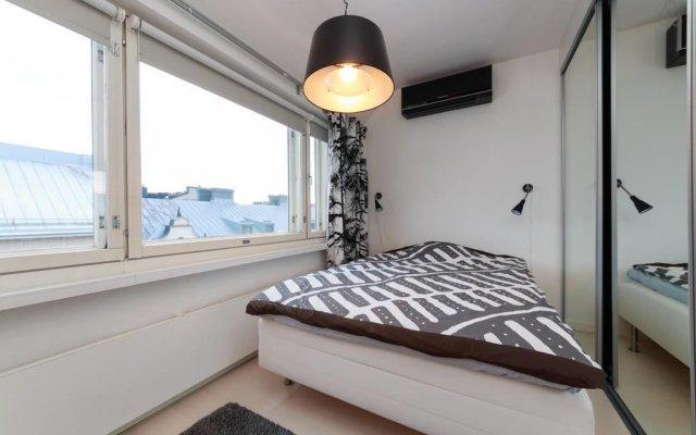 Отель Rooftop Apartment With Sauna Финляндия, Хельсинки - отзывы, цены и фото номеров - забронировать отель Rooftop Apartment With Sauna онлайн комната для гостей