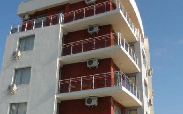 Отель Aparthotel Ruby Болгария, Солнечный берег - отзывы, цены и фото номеров - забронировать отель Aparthotel Ruby онлайн вид на фасад