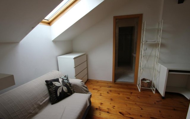 Апартаменты Italska Apartment комната для гостей