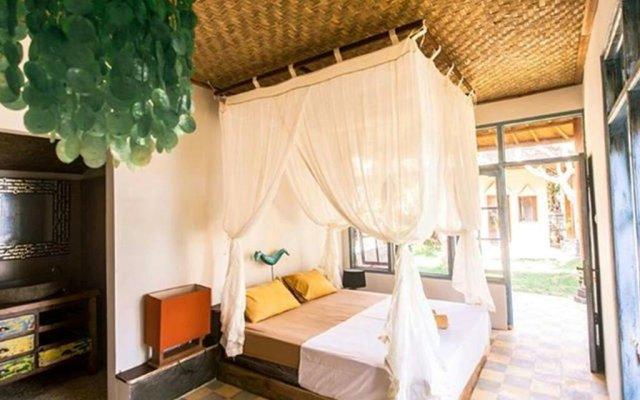 Отель Relax Beach Resort Candidasa комната для гостей