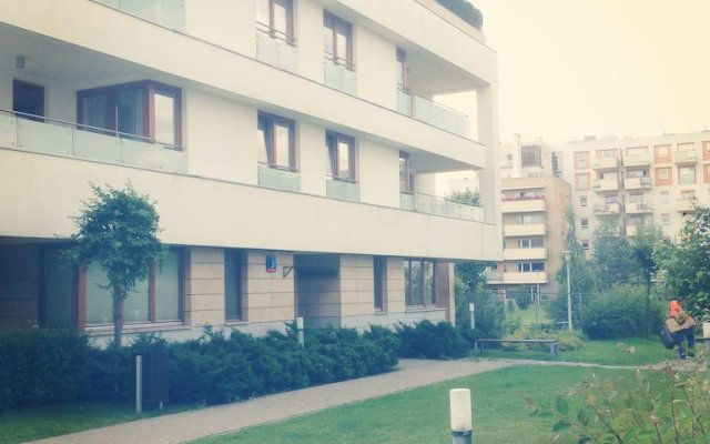 Отель Marina Residence вид на фасад