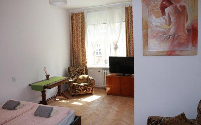 Отель Apartamenty Gdańsk Польша, Гданьск - отзывы, цены и фото номеров - забронировать отель Apartamenty Gdańsk онлайн комната для гостей