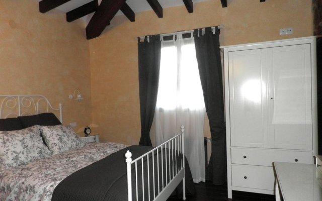 Отель Casa Rural La Charruca комната для гостей