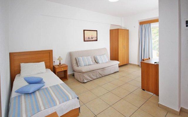 Отель Miramare Hotel Греция, Ситония - отзывы, цены и фото номеров - забронировать отель Miramare Hotel онлайн комната для гостей