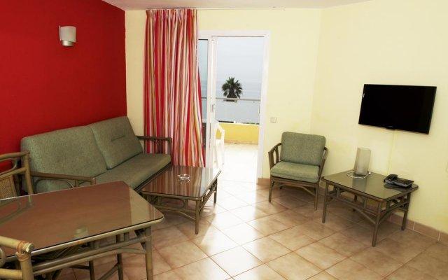 Апартаменты Morasol Apartments Коста Кальма комната для гостей