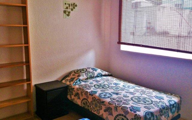 Отель Hostal Abundantia Мехико комната для гостей
