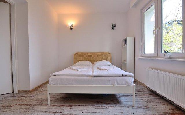 Отель Victus Apartamenty - La Figure Сопот комната для гостей