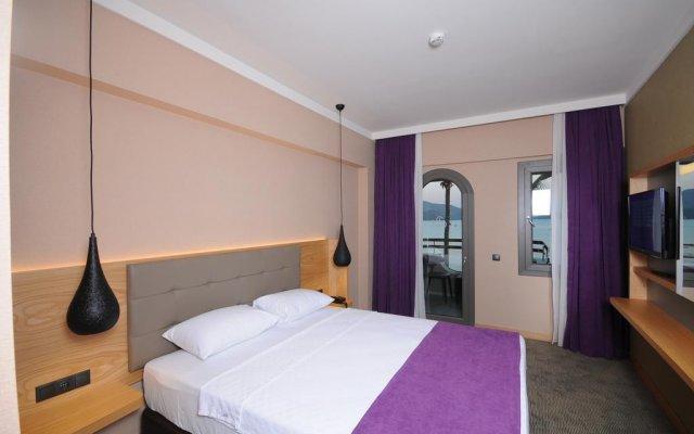 Candan Citybeach Hotel Мармарис комната для гостей