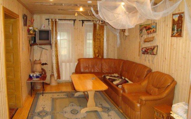 Гостиница Panorama Karpat Yablunytsya комната для гостей