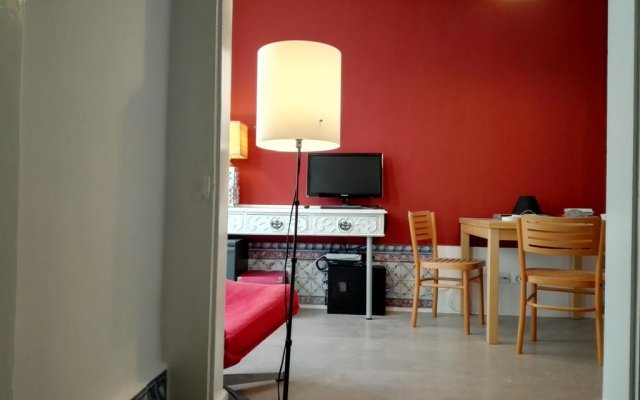 Апартаменты Spirit Of Lisbon Apartments Лиссабон комната для гостей