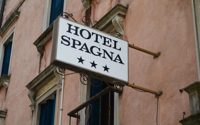 Отель Spagna Hotel Италия, Венеция - отзывы, цены и фото номеров - забронировать отель Spagna Hotel онлайн вид на фасад