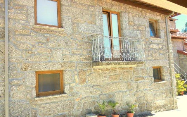 Отель Casa da Lagiela - Rural Senses вид на фасад