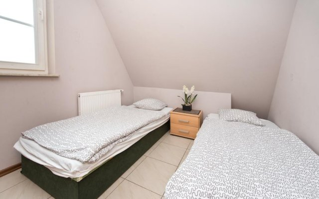 Отель Apartamenty Zacisze комната для гостей