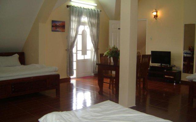Отель Villa 288 Далат комната для гостей