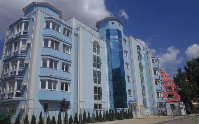 Отель Sunny Dream Apartments Болгария, Солнечный берег - отзывы, цены и фото номеров - забронировать отель Sunny Dream Apartments онлайн вид на фасад