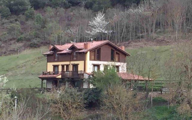 Отель Posada El Bosque вид на фасад