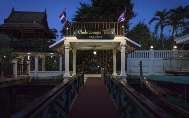 Отель Chakrabongse Villas вид на фасад