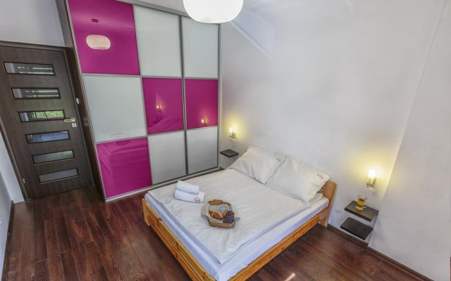 Отель Apartamenty Aparts комната для гостей