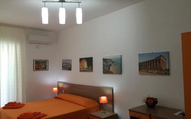 Отель Bed and Breakfast Marinella Порт-Эмпедокле комната для гостей