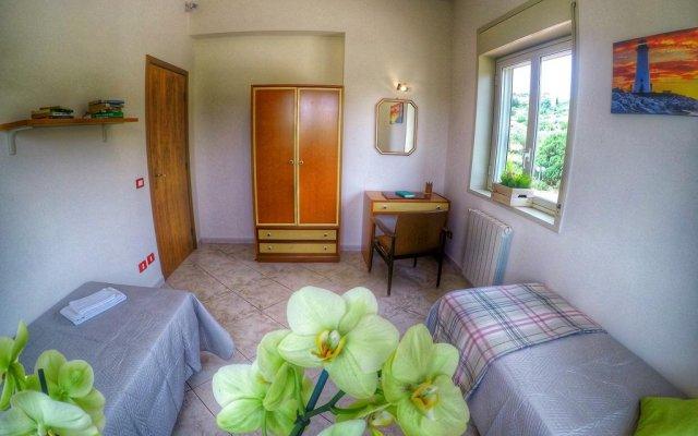 Отель MennulaVirdi Country House Агридженто комната для гостей