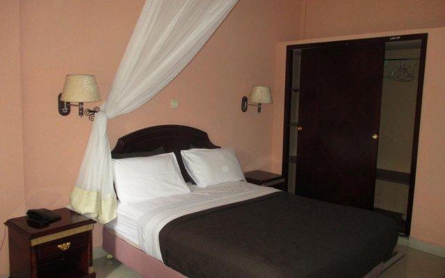 Отель Pearl Residence комната для гостей