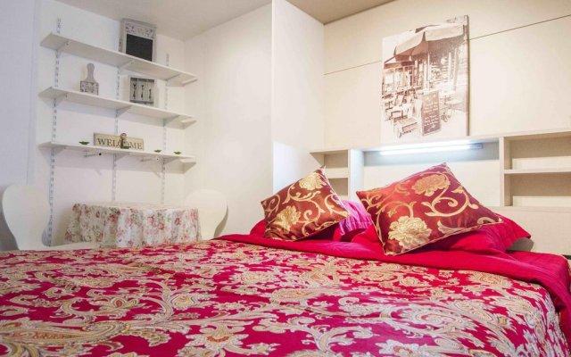 Апартаменты Notre Dame Apartments Париж комната для гостей