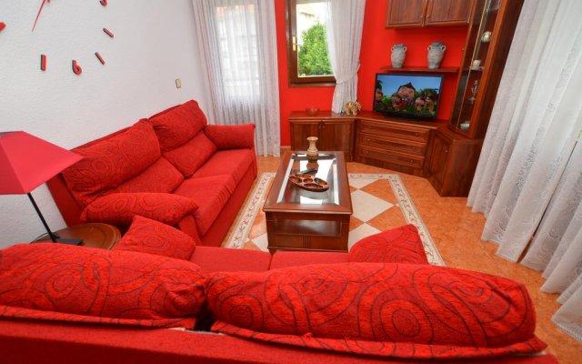 Отель Apartamentos Playa del Sable Испания, Арнуэро - отзывы, цены и фото номеров - забронировать отель Apartamentos Playa del Sable онлайн комната для гостей