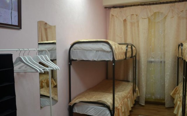 Pervyy Arbat Hostel комната для гостей