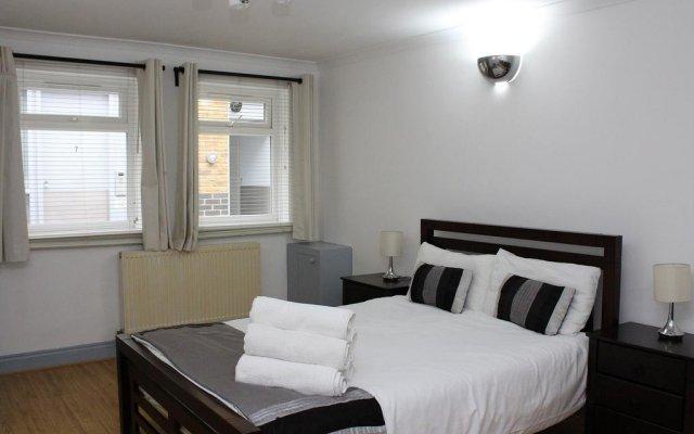 Отель London Apartments Bethnal Green Великобритания, Лондон - отзывы, цены и фото номеров - забронировать отель London Apartments Bethnal Green онлайн комната для гостей