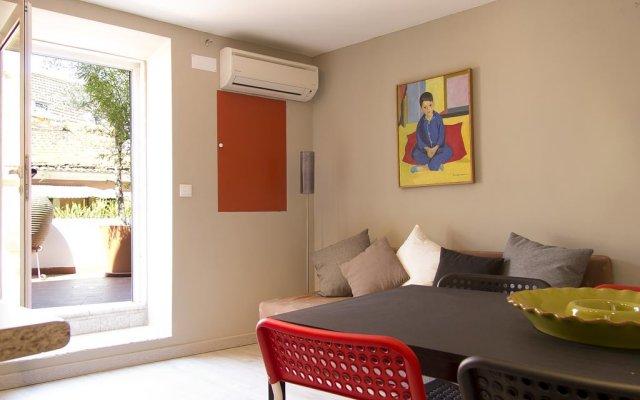 Отель Costa Do Castelo Terrace комната для гостей