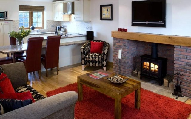 Отель Red House Farm Cottages комната для гостей
