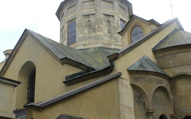 Гостиница Chornovola 1 вид на фасад