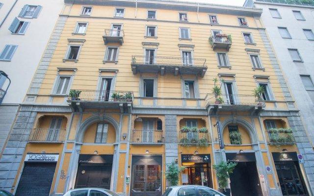 Отель Appartamenti Barsantina Италия, Милан - отзывы, цены и фото номеров - забронировать отель Appartamenti Barsantina онлайн вид на фасад