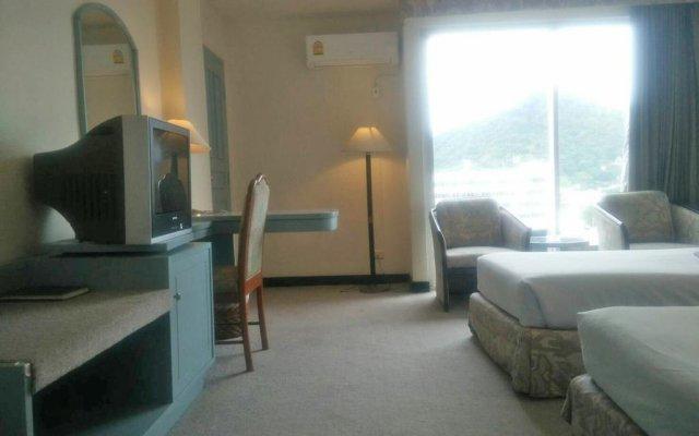 Отель SINTHAVEE Пхукет комната для гостей