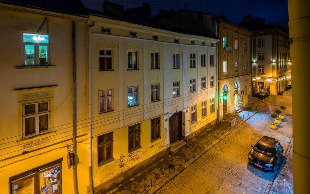 Апартаменты Do Lvova Apartments вид на фасад