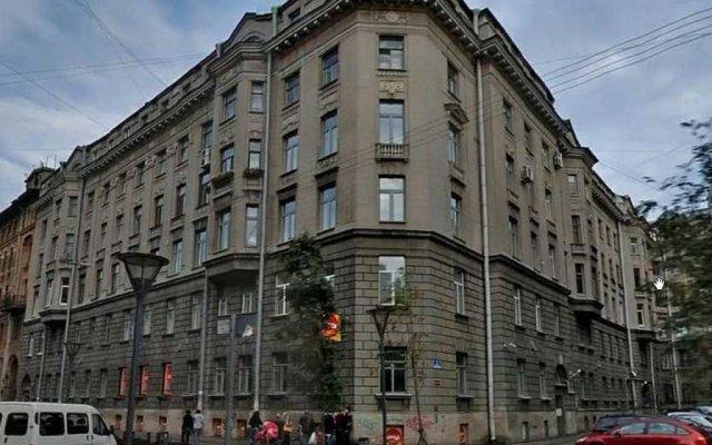 Гостиница Park Lane Inn вид на фасад