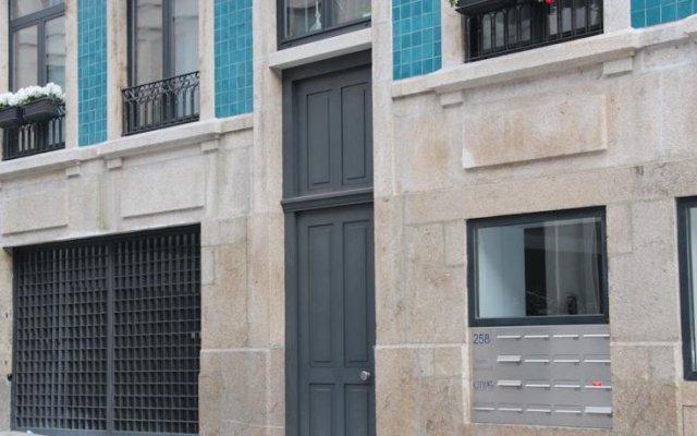 Апартаменты Inoporto Apartments вид на фасад