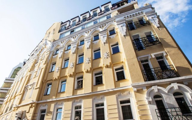 Апарт-отель Senator Maidan вид на фасад