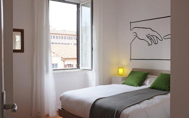 Отель Bella Nonna комната для гостей