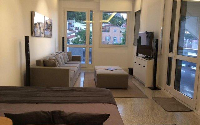 Отель Best Views of Athens Афины комната для гостей