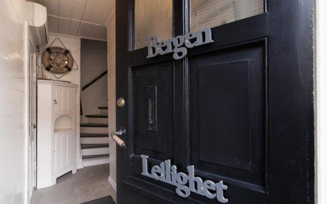 Отель Bergen Studios вид на фасад